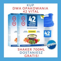 42 Vital Shaker Set