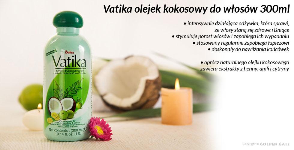 Olejek kokosowy 300ml