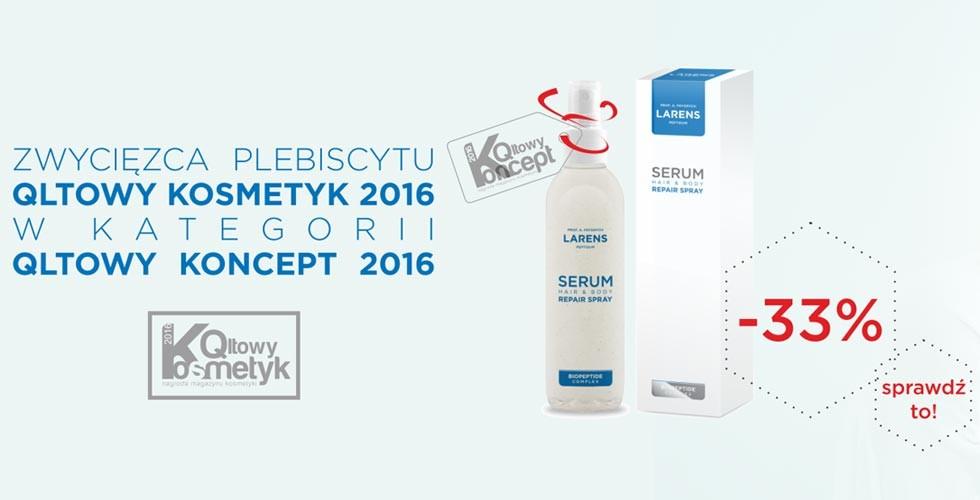 Serum Qultowy kosmetyk 2016