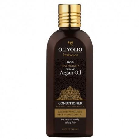 Naprawcza Odżywka do włosów suchych i zniszczonych z olejem arganowym 200ml