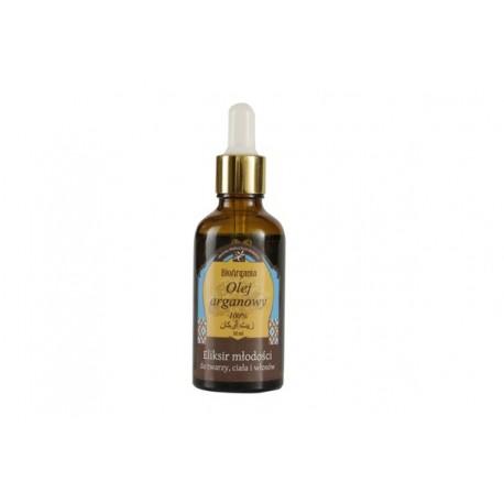 Olej arganowy kosmetyczny BIO 50ml
