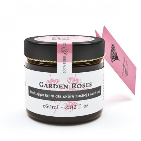 Garden Roses nawilżający krem