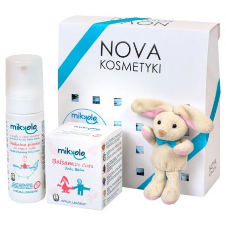 Zestaw kosmetyków MIKKOLO dla Dzieci - Beztroski Kokos