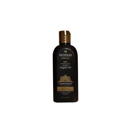 Odżywka do każdego rodzaju włosów rozplątująca Olivolio z olejem arganowym 200ml
