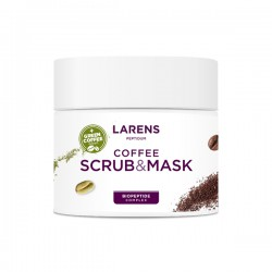 Larens Coffee Scrub & Mask