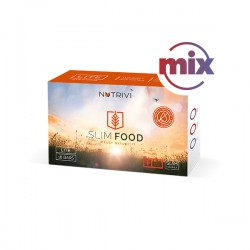 Slim Food Lite Mix 18 batonów
