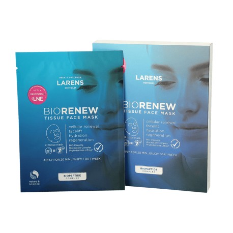 Larens BIO Renew Tissue Face Mask - 2 sztuki