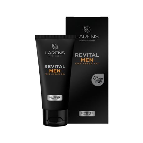 Krem Po Goleniu Dla Mężczyzn Revital Men Face Cream Gel 50 ml