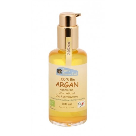 Olej arganowy kosmetyczny 100% Bio 100ml