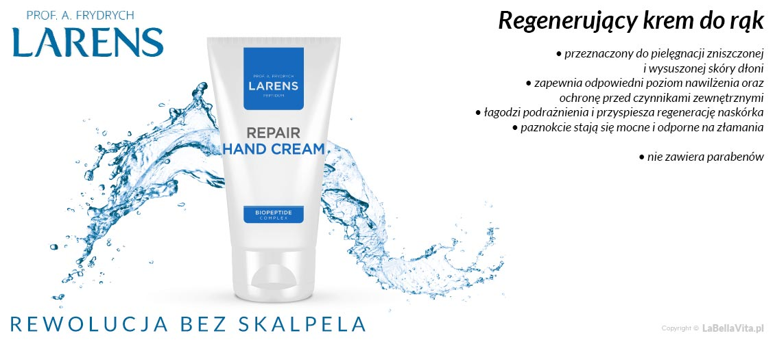 Krem do rąk Larens Peptidum Repair Hand Cream