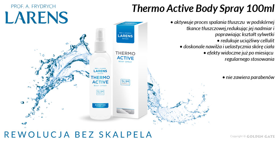cellulit Thermo Active Body Spray